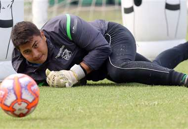 Romel Quiñónez no ve la hora de volverse a entrenar. Foto: Archivo/Ricardo Montero