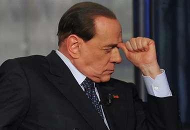 Silvio Berlusconi. Foto AFP