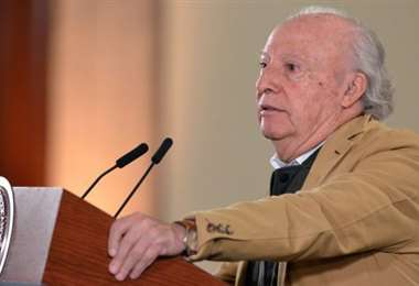 Víctor Toledo. Foto Internet
