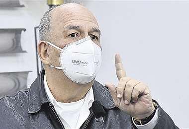 Murillo desafió al expresidente