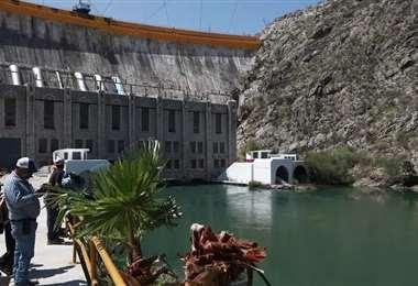 La presa La Boquilla. Foto Internet