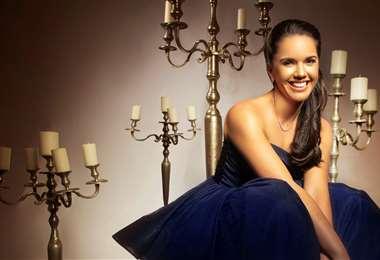 La experimentada presentadora de noticias, Sissi Áñez, informará sobre todos los sucesos