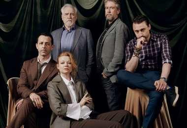 Succession de HBO se llevó el premio a mejor serie dramática en los Emmy2020