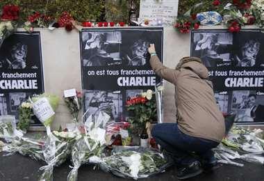 En 2015, un atentado a la sede de Charlie Hebdo conmocionó Francia