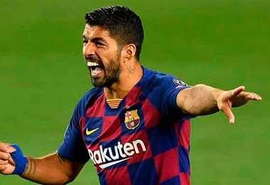 Suárez acusado de trampa en su examen de italiano. Foto Internet