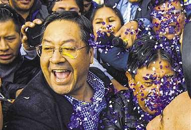 Exministro y candidato del MAS