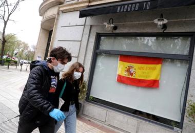 España vive una nueva ola de contagios de Covid-19. Foto. Internet