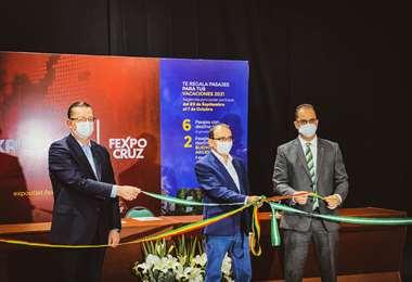 Fexpocruz ya está trabajando en la versión 2021 de la Expocruz