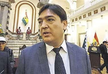 José María Cabrera fue relevado de la Procuraduría el viernes pasado