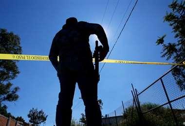 México: tasa de homicidios, la más alta en los registros
