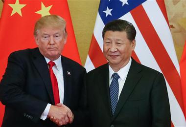 Choque entre Estados Unidos y China marcan la asamblea de la ONU. Foto. Internet