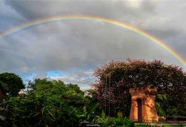 Un paraíso natural aguarda en el Jardín Botánico. Foto: G. Córdova