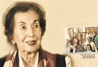 Anita Suárez