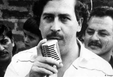 Hallan escondite de Pablo Escobar