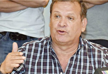 David Paniagua, secretario general de Fabol