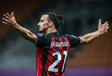 Ibrahimovic ha sido clave en la levantada del Milan