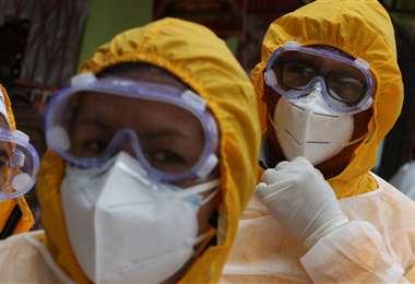 Los números de la pandemia cambian cada día. Foto: Ricardo Montero