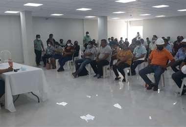 Se realiza un segundo encuentro de emergencia entre los alcaldes cruceños (Foto: Amdecruz)