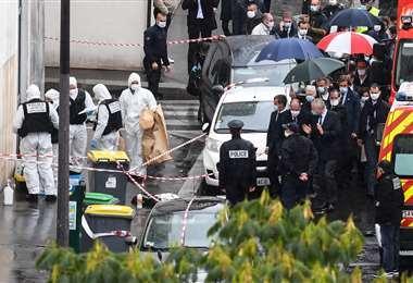 El ataque se produjo este viernes. Foto AFP