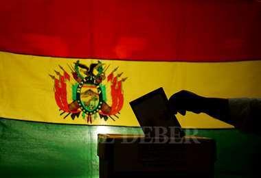 Faltan cinco países donde aún no hay permiso para el voto boliviano.