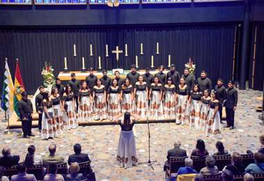 El coro ArteCanto - EMI será uno de los protagonistas del festival