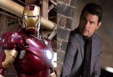 Encarnaría un nuevo Iron Man que correspondería a un universo alternativo