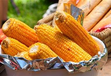 El maíz es otro componente de la gastronomía criolla