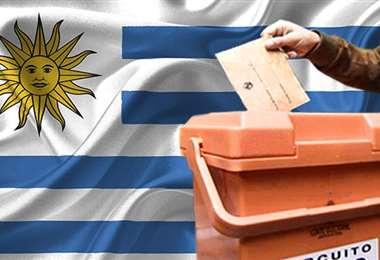 Los uruguayos eligen gobernadores, alcaldes y concejales en