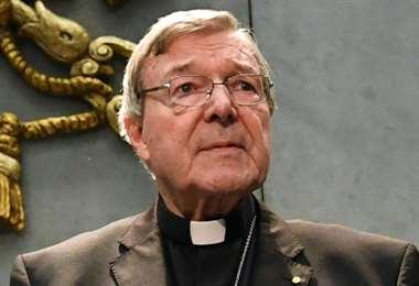El cardenal resultó absuelto en Australia. Foto Internet