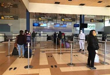 Aeropuerto Viru Viru de Santa Cruz de la Sierra