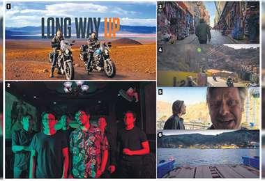 Fotos: Long Way Up