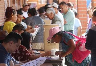 Observa Bolivia trabajará antes, durante y después de las elecciones del 18 de octubre