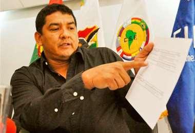 Marco Rodríguez tiene el aval de la Conmebol. Foto: internet