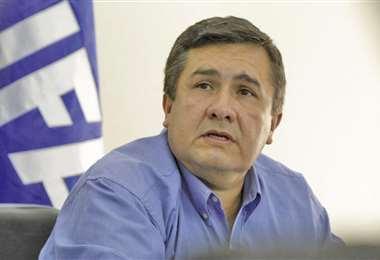 La firma de Robert Blanco representa ahora a la FBF en el banco Mercantil.