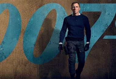 El nuevo filme del Agente OO7 será estrenado en noviembre