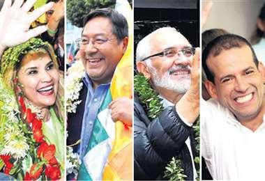 Los principales candidatos a la Presidencia paralizaron la campaña electoral