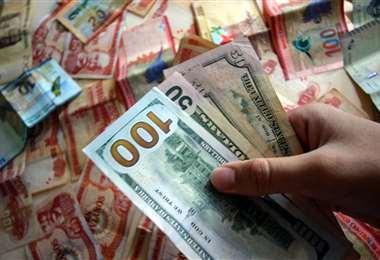 El flujo de remesas fue de $us 97,4 millones en julio/Foto: Ricardo Montero