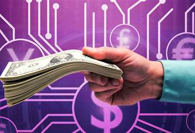 La opción digital cobra más fuerza en el envío de dinero (Foto: Internet)