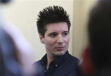 Rui Pinto tiene 31 años. Es un hacker autodidacta.  Foto: AFP