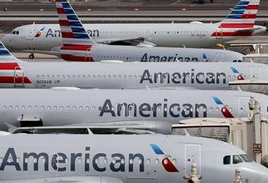 American mantiene sus planes de recorte. Foto Internet
