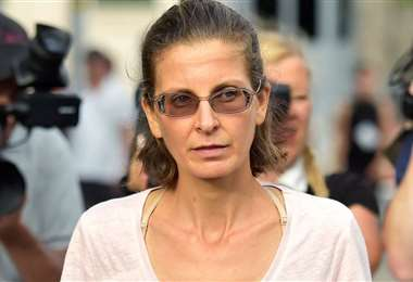 Clare Bronfman fue sentenciada. Foto Internet