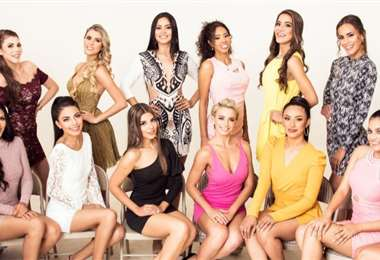 Ellas son las candidatas a Miss Santa Cruz 2020, cuya final sera este sabado