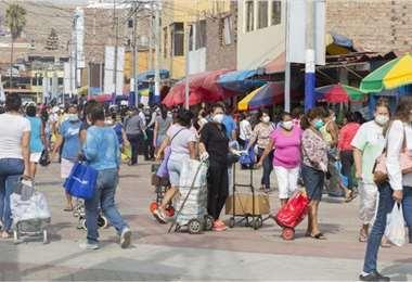 Muchos más desocupados en la región. Foto Internet