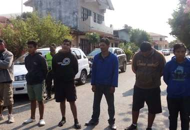 36 detenidos en Montero por incumplir cuarentena