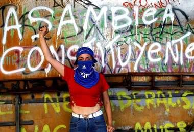 Chile definirá en plebiscito la reforma constitucional. Foto Internet