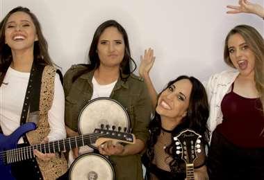 Las Majas interpretarán temas inéditos y los más conocidos de su repertorio