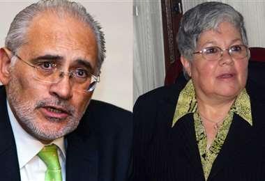 Silvia Salame corrige a Carlos Mesa sobre el juez dirimidor