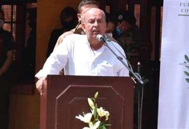 Ministro Murillo (ABI)