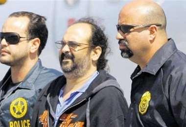 Jorge 40 fue extraditado el 13 de mayo de 2008. Foto El Tiempo