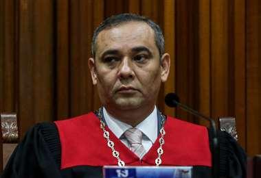 Maikel Moreno. Foto Internet